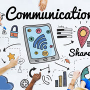 53755187 - communication connection social network concept